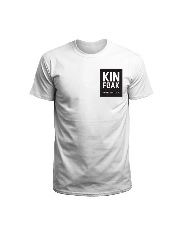 Kinfoak Pocket T Short-Sleeve Unisex T-Shirt - Kinfoak 6c59ac5311f4