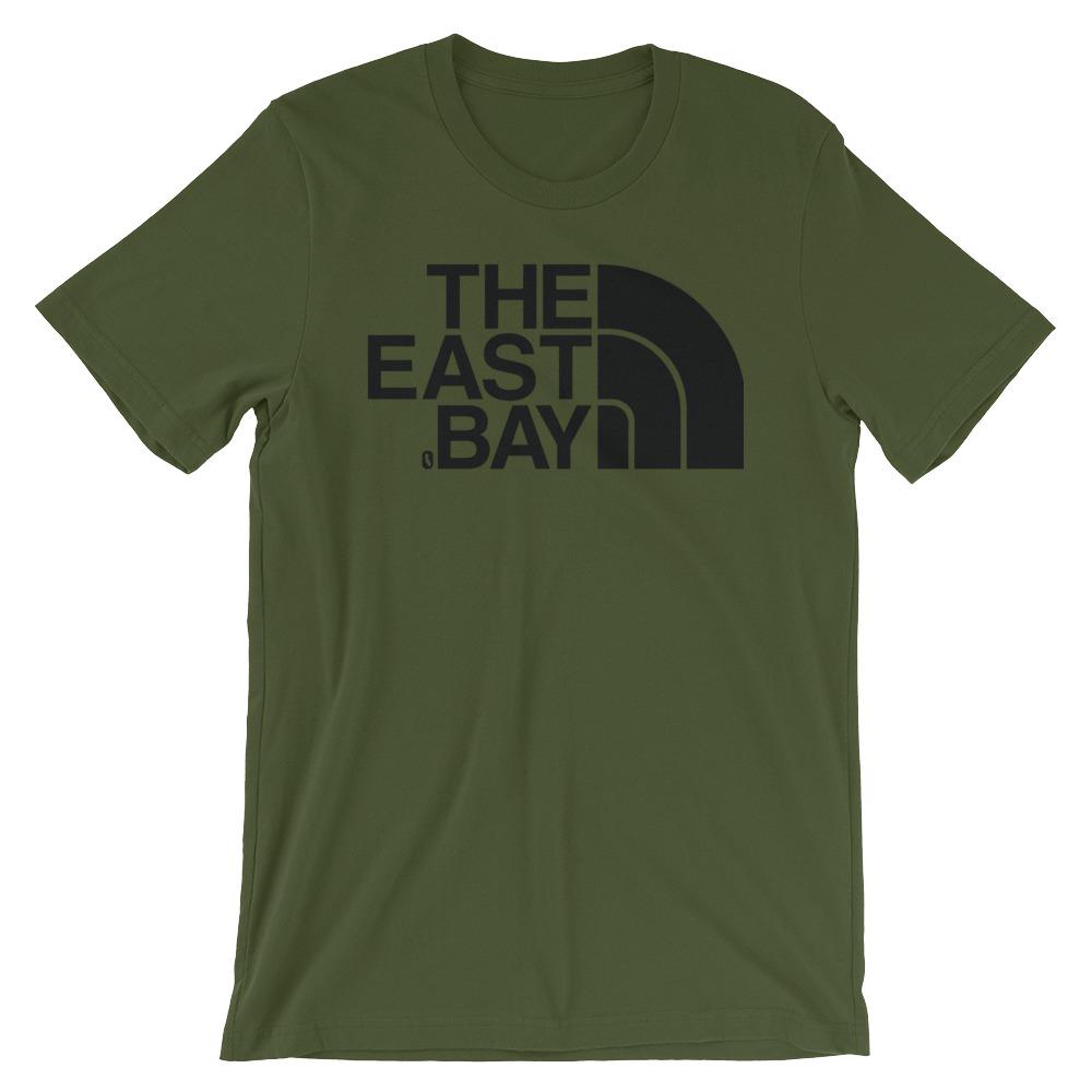 The East Bay Short-Sleeve Unisex T-Shirt - Kinfoak 4475d6b7cb1e