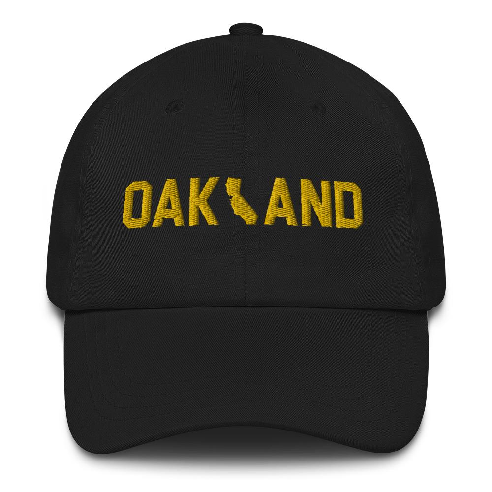 a536bb5e110b3c Oakland Dad hat - Kinfoak