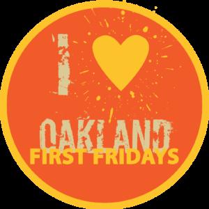 Oakland First Fridays logo