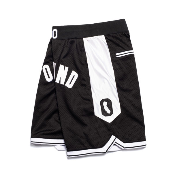 Oakland Basketball Shorts